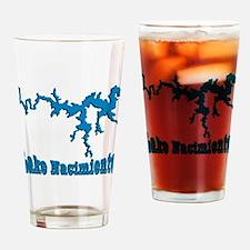 NACI DRAGON_BLUE2 SAMPLE Drinking Glass