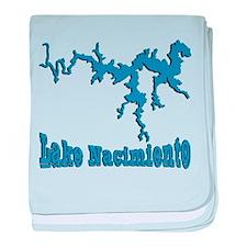 NACI DRAGON_BLUE2 SAMPLE baby blanket