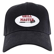 Grill Master Spatula in Red Baseball Hat