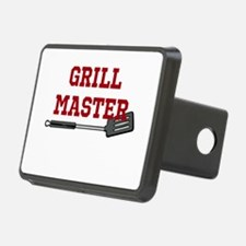 Grill Master Spatula in Red Hitch Cover