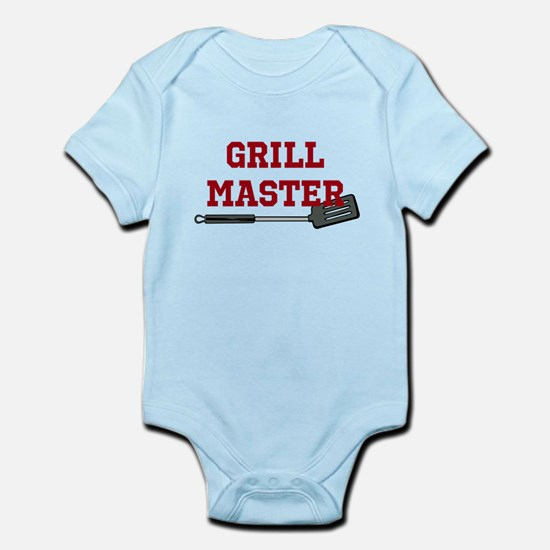 Grill Master Spatula in Red Body Suit