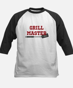 Grill Master Spatula in Red Baseball Jersey