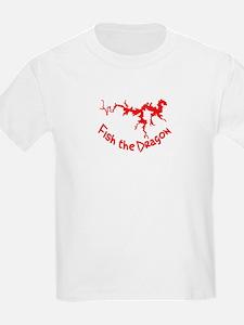 FISH THE DRAGON T-Shirt