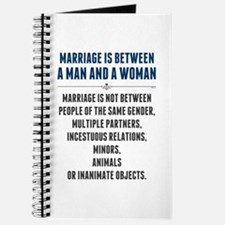 Marriage In America Journal