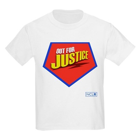 Out for Justice Organic T-Shirt