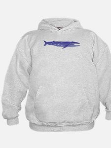 Blue Whale 2 Hoodie