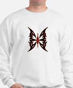 Metal Butterfly Sweatshirt