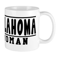 Oklahoma Woman Designs Mug
