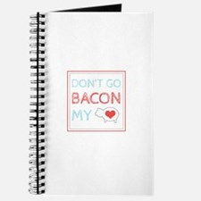 Bacon My Heart Journal