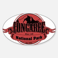 congaree 3 Decal