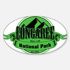 congaree 5 Decal