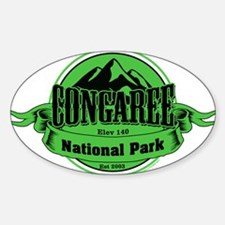 congaree 4 Decal