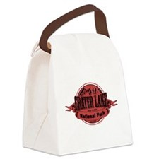 crater lake 2 Canvas Lunch Bag