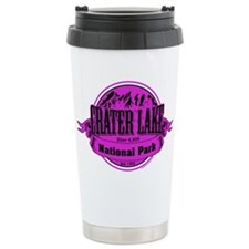 crater lake 2 Travel Mug
