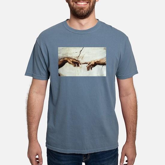Unique Man of god Mens Comfort Colors Shirt