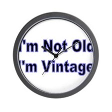 Im Not Old Wall Clock