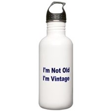 Im Not Old Water Bottle