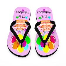 CHIC 21ST Flip Flops