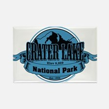 crater lake 3 Rectangle Magnet