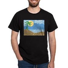 TROPICAL BEACH [1] T-Shirt