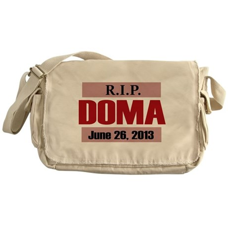 RIP DOMA Messenger Bag