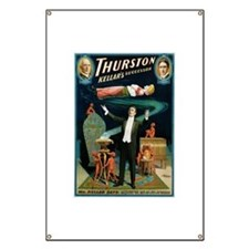 Thurston Magic Levitation Banner