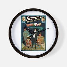 Thurston Magic Levitation Wall Clock