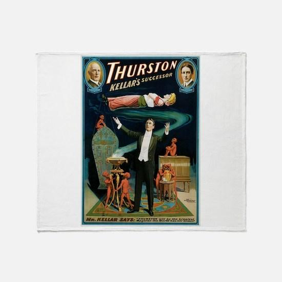Thurston Magic Levitation Throw Blanket