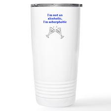 Soberphobia Travel Mug