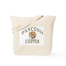 d'Anconia Copper Retro Miner Tote Bag