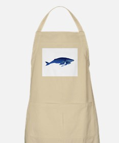 Humpback Whale Mom and Baby 2 Apron