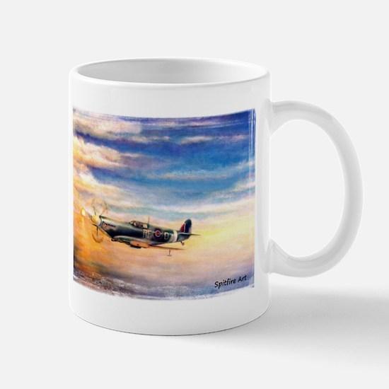 SPITFIRE ART Mug