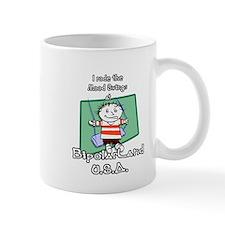 I rode the mood swings Mug