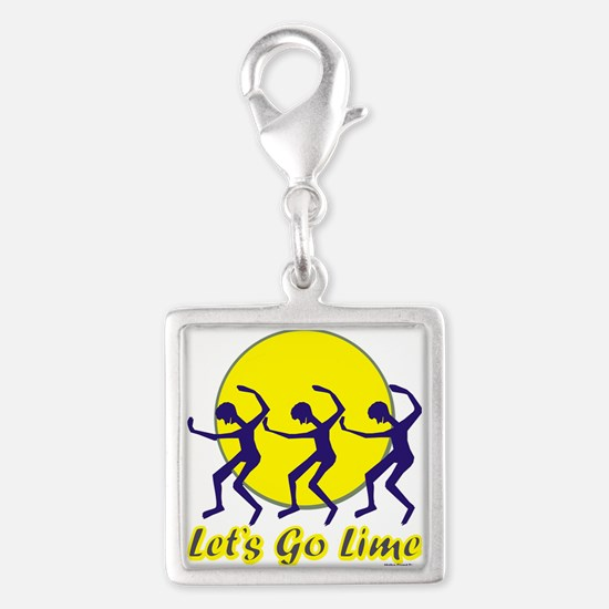 Lets Go Lime Charms