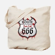 Route 666 Tote Bag