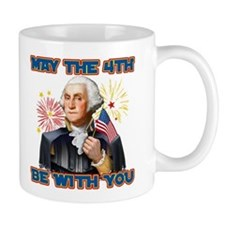 May the4th Be With You Mug