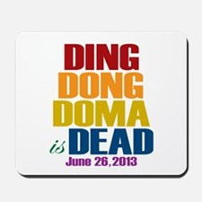 Ding Dong Doma's Dead Mousepad