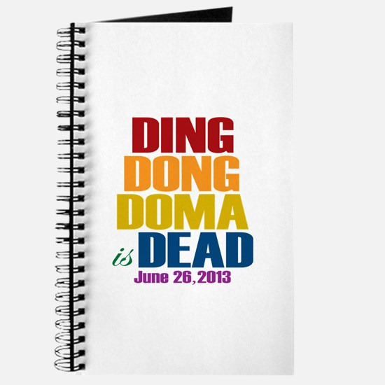 Ding Dong Doma's Dead Journal