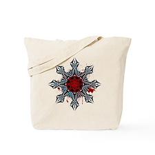 Cross of Chaos Tote Bag