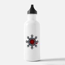 Cross of Chaos Water Bottle