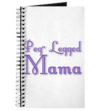 Peg-Legged Mama Journal