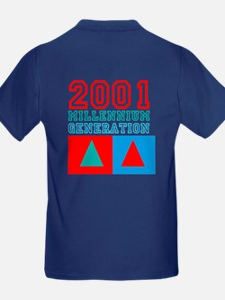 2001 Millennium Generation T