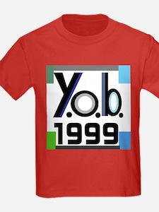 Year of birth 1999 T