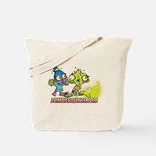 Cute Bullying children Tote Bag