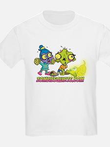 Cute Anti zombie T-Shirt
