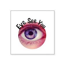 'Eye See You' Sticker