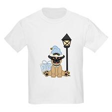 Pug Dog-Xmas 2 T-Shirt