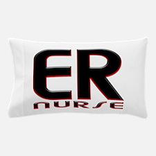 EMERGENCY NURSE 2 RED Pillow Case