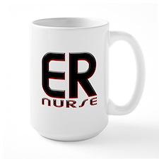 EMERGENCY NURSE 2 RED Mug