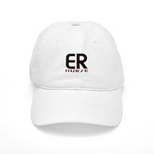 EMERGENCY NURSE 2 RED Baseball Baseball Cap